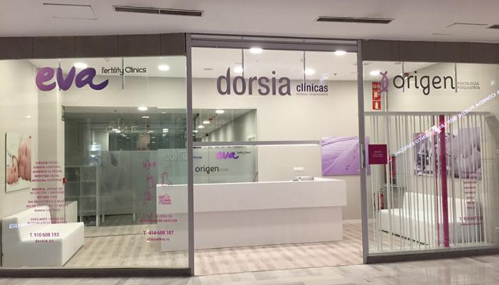 Dorsia Clinics Madrid Spain