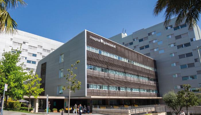 Quiron Salud Hospital Barcelona Spain
