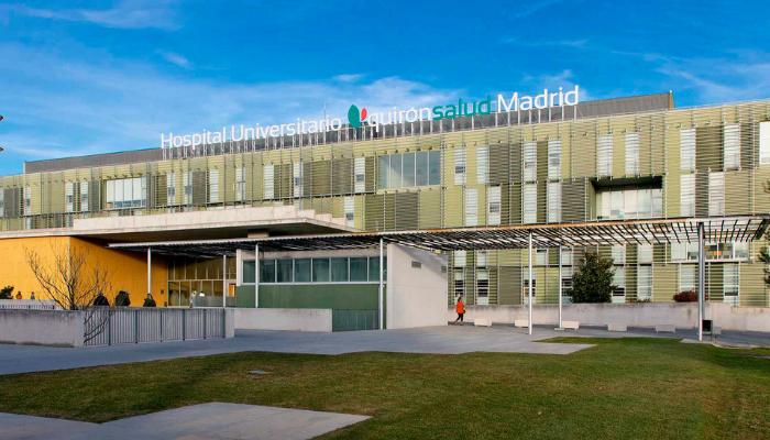 Quironsalud Hospital Madrid Spain