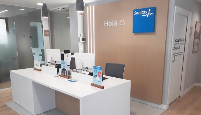 Sanitas dental Spain