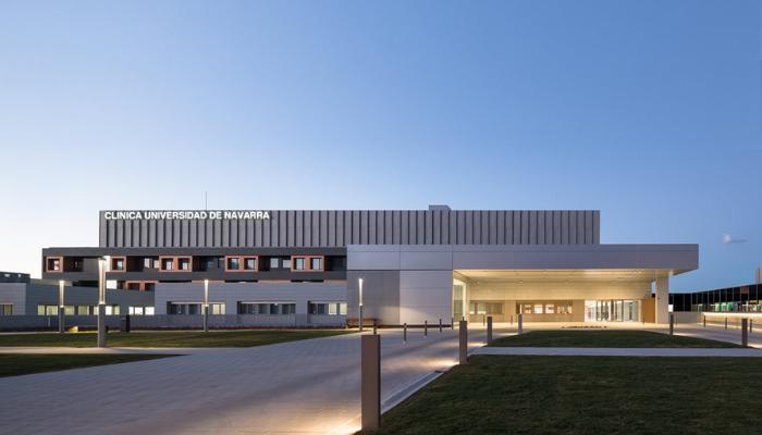 University Clinic of Navarra Madrid Spain